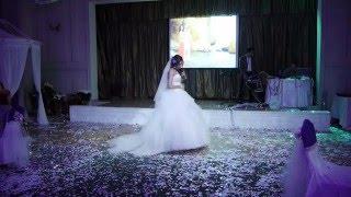 Свадебное видео Поздравление невесты.