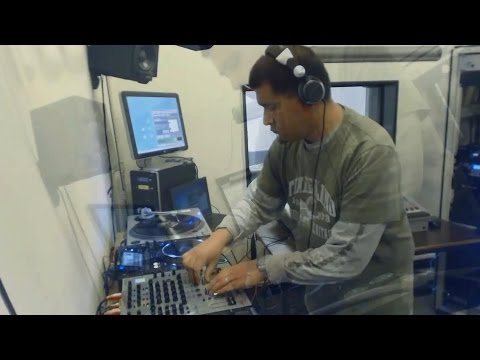 DJ Rolando in TweakFM (Rolando Rocha Records, Ostgut Ton, Underground Resistance)