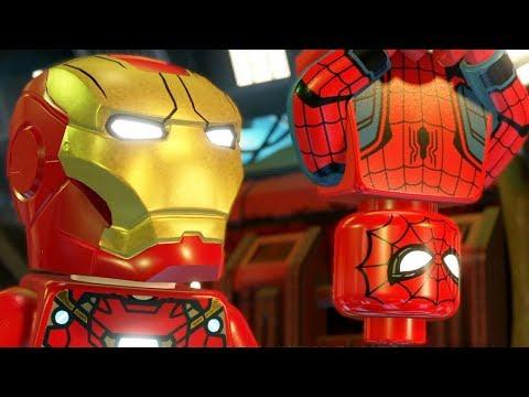 LEGO Marvel Super Heroes 2 Walkthrough Part 27 — Medieval England Side Missions