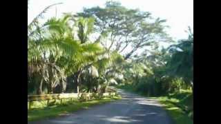 The Road to Caibiran, Biliran Island, Leyte Philippines