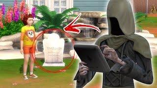 ELA MORREU #29 - Desafio Do Lixo Ao Luxo Extremo - The Sims 4