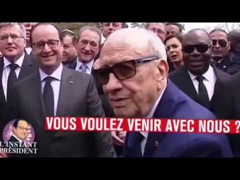 Foutez-nous la paix quand même merde PAR Béji Caïd Essebsi