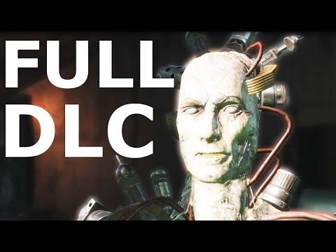 Fallout 4 Far Harbor - Full DLC Main Quest Walkthrough Playthrough Gameplay & Ending (No Commentary)