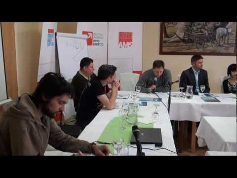"""Rasprava uz izvještaje iz radionica """"Sindikati"""", """"Ekonomska demokracija"""", """"Politički pokreti"""""""