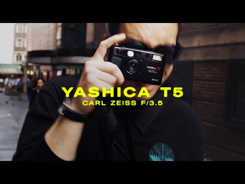 Episode 011: My Favourite 35mm Point And Shoot Film Camera // Yashica T5