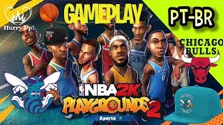 NBA 2K Playground 2 Gameplay Português Brasil