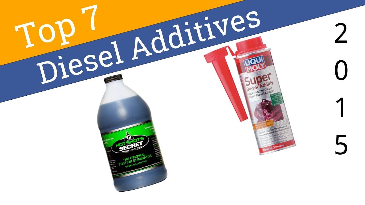 7 Best Diesel Additives 2015