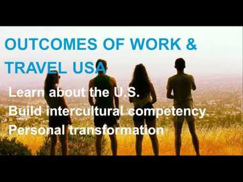 Study Abroad| Work & Travel USA Programs