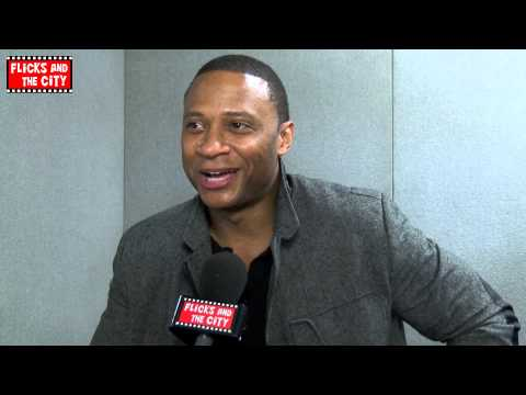 Arrow Diggle Interview - David Ramsay, The Flash, Justice League & Batman