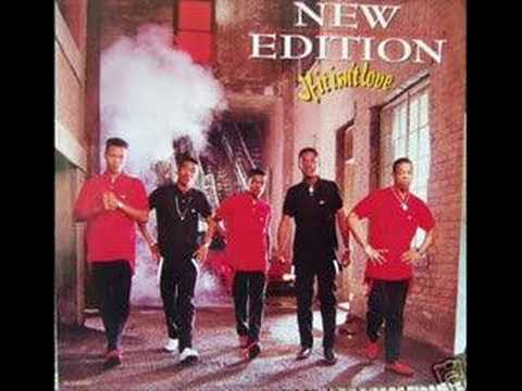 New Edition If Isn T Love Club Mix Youtube