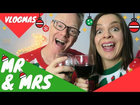 MR & MRS CHRISTMAS QUESTIONS