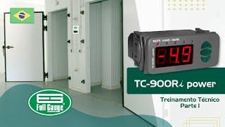 TC-900Ri power - Full Gauge Controls - Português - Parte 1 de 2
