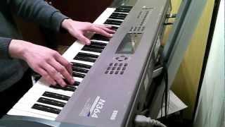 Stratovarius - 4000 Rainy Nights (Keyboard Cover)