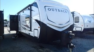 2017 Keystone Outback 328RL Walk-thru | 8651