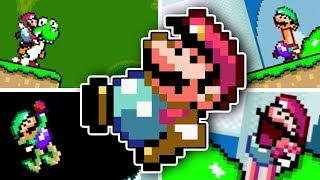 Most Hilarious Super Mario World Rom Hack EVER!