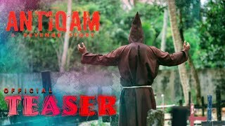 ANTIQAM Official Teaser | Malayalam Short Film | Arun John