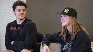 Straschnitzki, girlfriend on relationship after Broncos crash