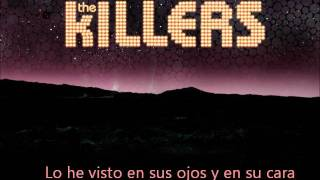 The Killers - Where the white boys dance sub. Español