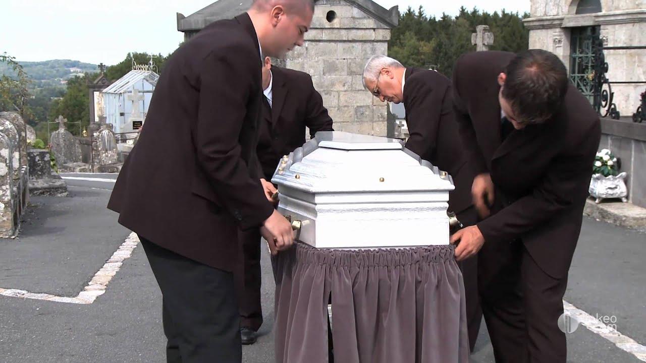 pompe funebre metier