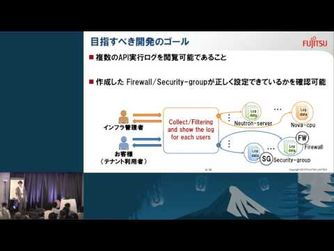 A New Network Packet Logging Mechanism for Security-group and FWaaS - The Admin and Tenant Users Wil