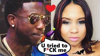 Gucci Mane vs Angela Yee