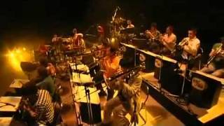Nettai Tropical Jazz Big Band - (Machete) On Live.