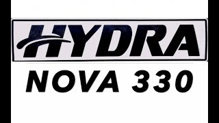 ПВХ човен Гідра 330 Нова. HYDRA 330 NOVA . Розпакування та огляд човни. Перші враження.