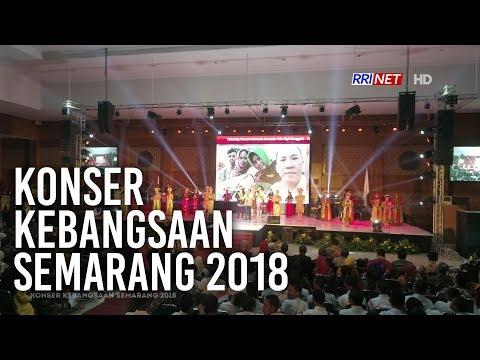 MERIAH!!! KONSER KEBANGSAAN RRI SEMARANG 2018