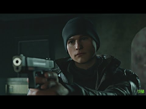 Detroit: Become Human  Connor Stays a Machine, Kills Markus and North