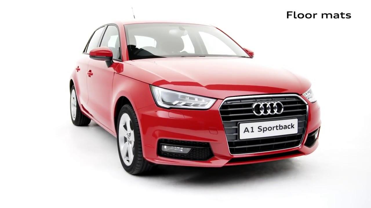 Audi Genuine Accessories A1 Floor Mats Youtube