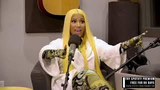 Nicki Minaj on Rory and the Broomstick | The Joe Budden Podcast