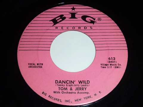 Tom & Jerry (Simon & Garfunkel) - Dancin' Wild 45rpm mp3