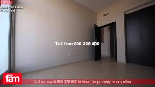 1 B/R Apt For Rent, Queue Point (Liwan), Dubailand - UAE