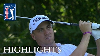 justin thomas extended highlights   round 2   the players