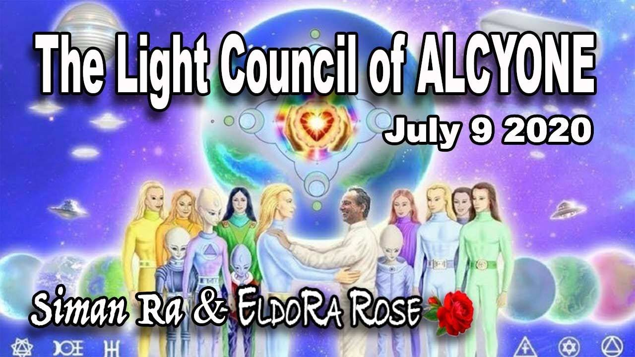 The Light Council of Alcyone - A MESSAGE to HUMANITY
