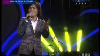 Once Mekel Symphony Yang Indah LIVE