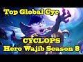 CYCLOPS ! HERO YANG WAJIB DIPICK DI RANKED - Mobile Legends Indonesia