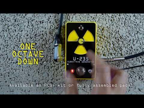 U235 Suboctave Generator
