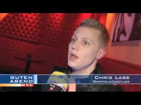 Chris Lass Excited Auf RTL