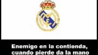 Real Madrid Football Club Song / Real Madrid Fútbol Club canción