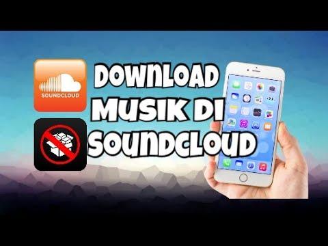 Cara Baru Download Musik di Soundcloud++ Gratis di iPhone No Jailbreak