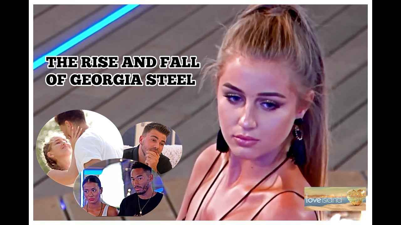 LOVE ISLAND : The Rise And Fall of Georgia Steel | Documentary
