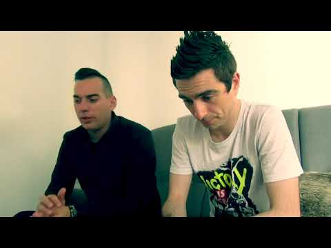 Lieblingstape meets Justin Sane & Chris#2 of Anti-Flag!