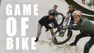 Game Of BIKE - POJEDYNEK | Dawid vs. Friends | Godziek Brothers