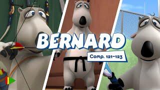 Бернард - 1121-123   Compilation    Мультфильмы  
