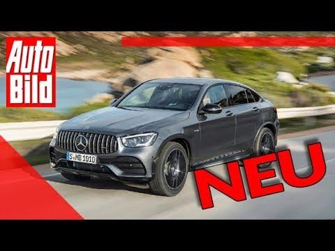 Mercedes-AMG GLC 43 Facelift (2019): Preis - SUV - Motor - Neuvorstellung