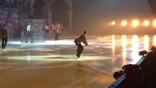 Илья Авербух шоу Кармен (акробат на льду)