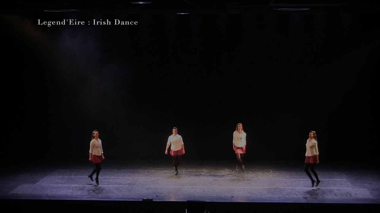 Legend'Eire : Irish Dance Teaser 2019 - YouTube