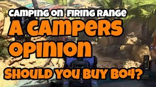 Campers should you buy BO4?  A campers opinion!