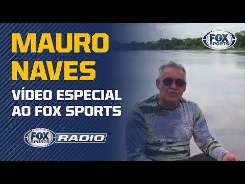 """""""Desafio muito instigante"""", diz Mauro Naves sobre chegada ao FOX Sports"""